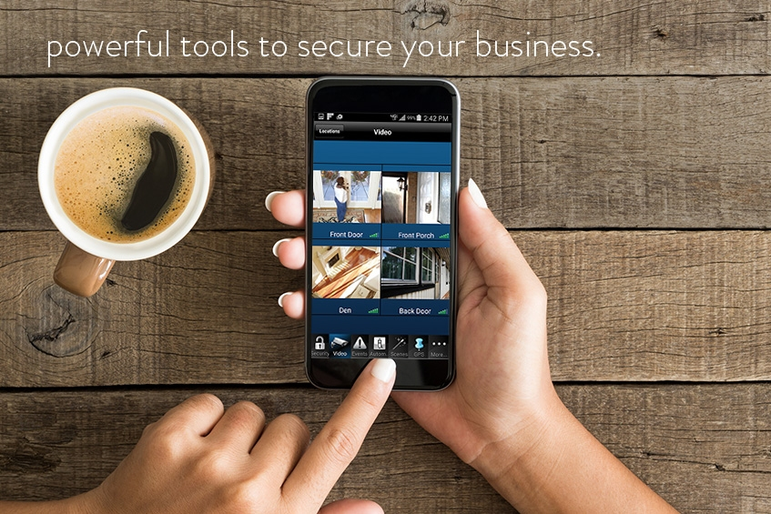 Powerful tools to secure your business. Click here.